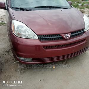 Toyota Sienna 2007 Red | Cars for sale in Lagos State, Ajah