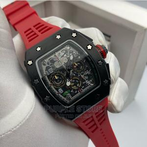 Richard Mille Red Chronograph Wristwatch | Watches for sale in Lagos State, Lagos Island (Eko)