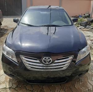 Toyota Camry 2008 2.4 LE Black | Cars for sale in Lagos State, Ikorodu
