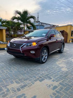 Lexus RX 2015 350 AWD Red   Cars for sale in Lagos State, Lekki