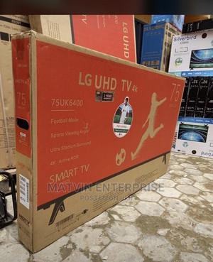 """LG 75"""" Smart Tv   TV & DVD Equipment for sale in Lagos State, Ojo"""