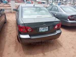 Toyota Corolla 2006 LE Gray | Cars for sale in Delta State, Oshimili South