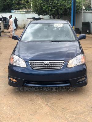 Toyota Corolla 2007 Blue | Cars for sale in Kaduna State, Kaduna / Kaduna State