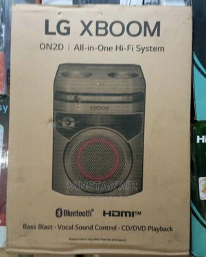 LG Xboom On2d   Audio & Music Equipment for sale in Lagos State, Apapa