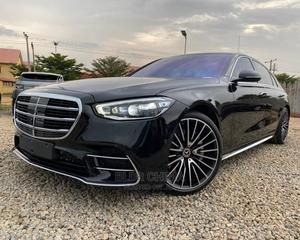 New Mercedes-Benz S Class 2021 Black | Cars for sale in Abuja (FCT) State, Asokoro