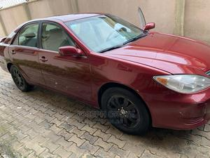 Toyota Camry 2006 2.4 GLi Automatic Red | Cars for sale in Lagos State, Yaba