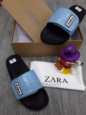 High Quality Designer Zara Slippers Available 4 U Right Now | Shoes for sale in Lagos State, Lagos Island (Eko)