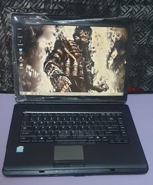New Laptop Toshiba Satellite L300D 4GB Intel Core 2 Duo HDD 160GB | Laptops & Computers for sale in Edo State, Benin City