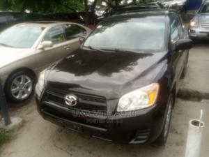 Toyota RAV4 2012 2.5 4x4 Black | Cars for sale in Lagos State, Apapa