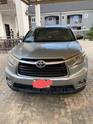 Toyota Highlander 2014 Gray   Cars for sale in Delta State, Warri