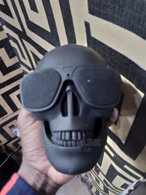 Skull Speakers Witg Good Bass for Music Lovers | Audio & Music Equipment for sale in Edo State, Benin City