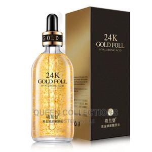 24k Gold Anti Aging Face Serum | Skin Care for sale in Lagos State, Yaba