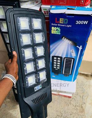 300watt All in One Solar Street Light   Solar Energy for sale in Lagos State, Ikeja