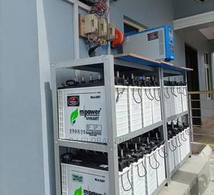 220ah M Power Battery | Solar Energy for sale in Lagos State, Ikeja