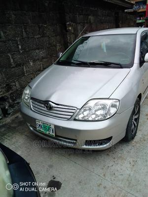 Toyota Corolla 2007 Silver | Cars for sale in Rivers State, Port-Harcourt