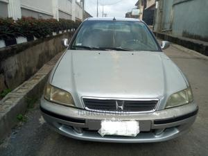 Honda Civic 2000 Silver | Cars for sale in Lagos State, Ikeja