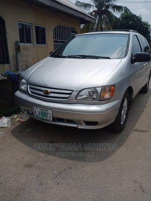 Toyota Sienna 2002 Silver | Cars for sale in Rivers State, Port-Harcourt
