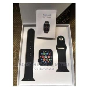 T500 Series 5 Smart Watch - Black   Smart Watches & Trackers for sale in Oyo State, Ibadan
