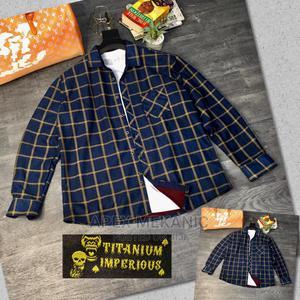 Designers Shirt (Titanium Imperious) | Clothing for sale in Enugu State, Enugu