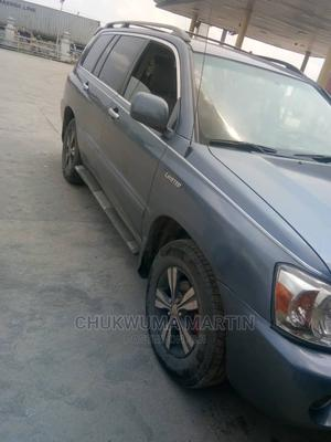 Toyota Highlander 2007 Blue | Cars for sale in Rivers State, Port-Harcourt