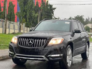 Mercedes-Benz GLK-Class 2014 350 Black | Cars for sale in Abuja (FCT) State, Asokoro