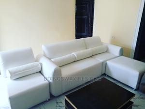 Plain White C Block | Furniture for sale in Delta State, Warri