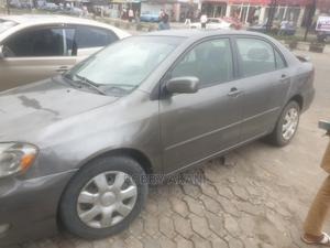 Toyota Corolla 2007 S Gray | Cars for sale in Rivers State, Port-Harcourt