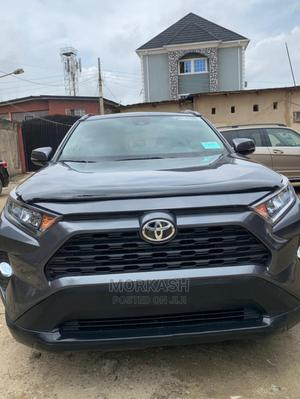 Toyota RAV4 2020 XLE FWD Gray   Cars for sale in Lagos State, Isolo