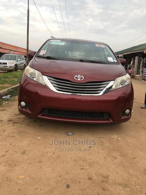 Toyota Sienna 2012 XLE 7 Passenger Mobility Red | Cars for sale in Edo State, Benin City