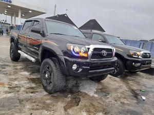 Toyota Tacoma 2010 Double Cab V6 Automatic Black   Cars for sale in Rivers State, Port-Harcourt