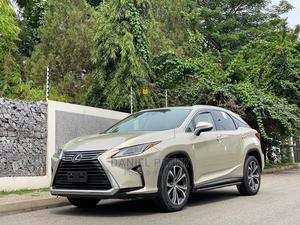 Lexus RX 2017 350 AWD Gold   Cars for sale in Abuja (FCT) State, Asokoro