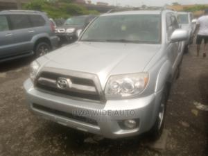 Toyota 4-Runner 2006 Limited 4x4 V6 Silver   Cars for sale in Lagos State, Apapa