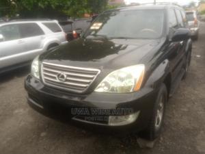 Lexus GX 2004 470 Black | Cars for sale in Lagos State, Apapa
