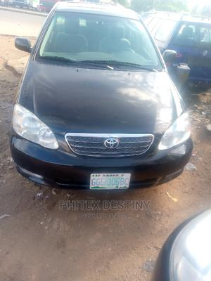 Toyota Corolla 2006 LE Black   Cars for sale in Kano State, Fagge