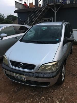Opel Zafira 2001 Silver | Cars for sale in Edo State, Benin City