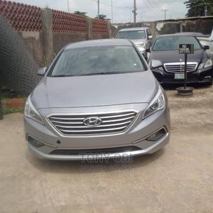 Hyundai Sonata 2017 Blue | Cars for sale in Lagos State, Amuwo-Odofin