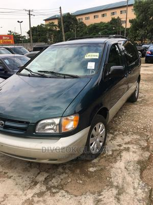 Toyota Sienna 2000 XLE & 1 Hatch Green   Cars for sale in Lagos State, Ikeja