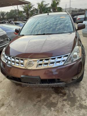 Nissan Murano 2004 SL AWD Brown | Cars for sale in Lagos State, Isolo