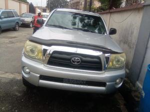 Toyota Tacoma 2008 Silver   Cars for sale in Lagos State, Ikeja