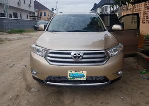 Toyota Highlander 2012 Limited Gold   Cars for sale in Lagos State, Lekki