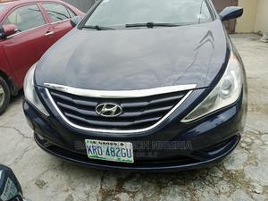 Hyundai Sonata 2013 Gray | Cars for sale in Lagos State, Ikeja