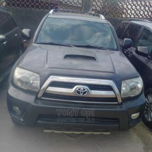 Toyota 4-Runner 2006 SR5 4x4 V6 Black | Cars for sale in Lagos State, Amuwo-Odofin