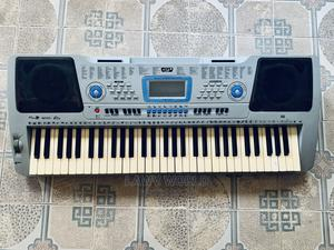 Neat and Affordable Standard Keyboard   Musical Instruments & Gear for sale in Lagos State, Ipaja