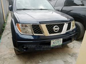 Nissan Frontier 2006 Crew Cab LE Blue   Cars for sale in Lagos State, Ikeja