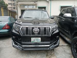 Toyota Land Cruiser Prado 2018 2.7 Black | Cars for sale in Lagos State, Ikeja