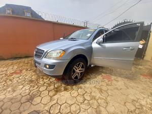 Mercedes-Benz M Class 2007 ML 350 4Matic Blue | Cars for sale in Lagos State, Agege
