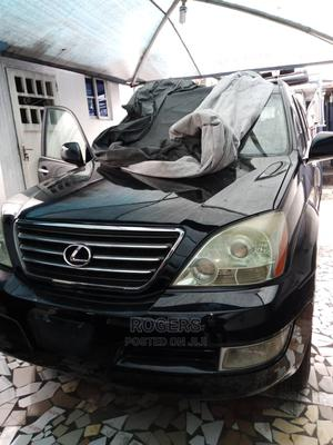 Lexus GX 2007 Black   Cars for sale in Rivers State, Port-Harcourt