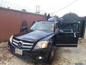 Mercedes-Benz GLK-Class 2012 350 Black | Cars for sale in Lagos State, Agege