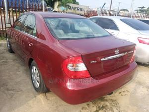Toyota Camry 2003 Red   Cars for sale in Lagos State, Amuwo-Odofin