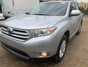 Toyota Highlander 2013 3.5L 4WD Silver   Cars for sale in Lagos State, Ikeja